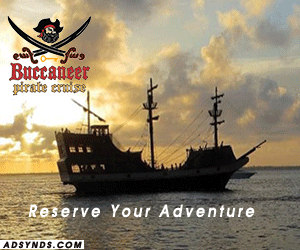 Buccaneer Pirate Ship